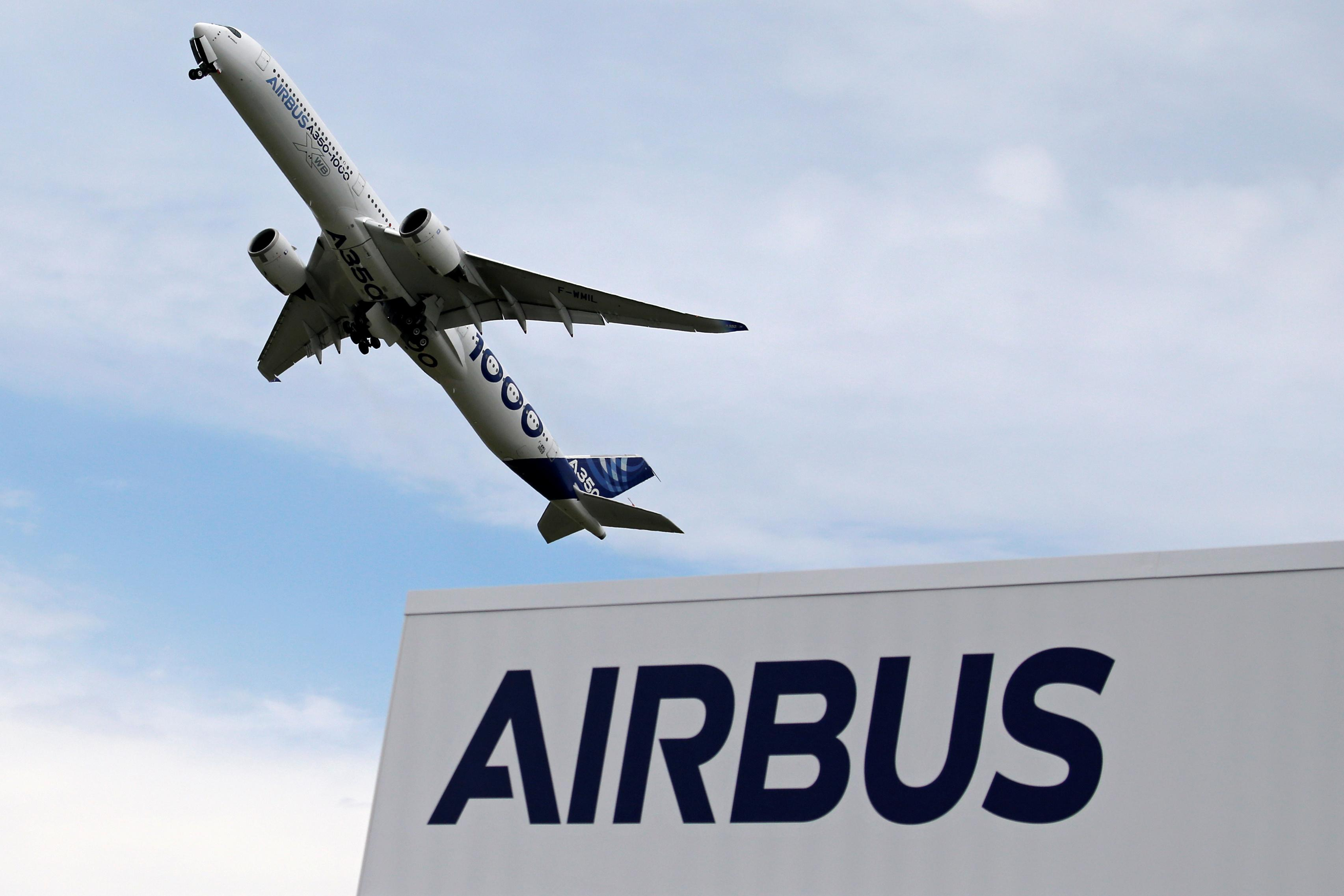 Airbus deliveries climb in H1, sources say, leaving production challenge