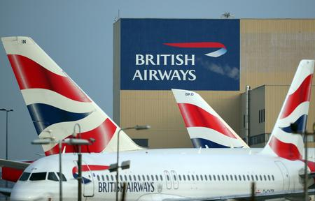 British Airways faces $230 million fine over data theft