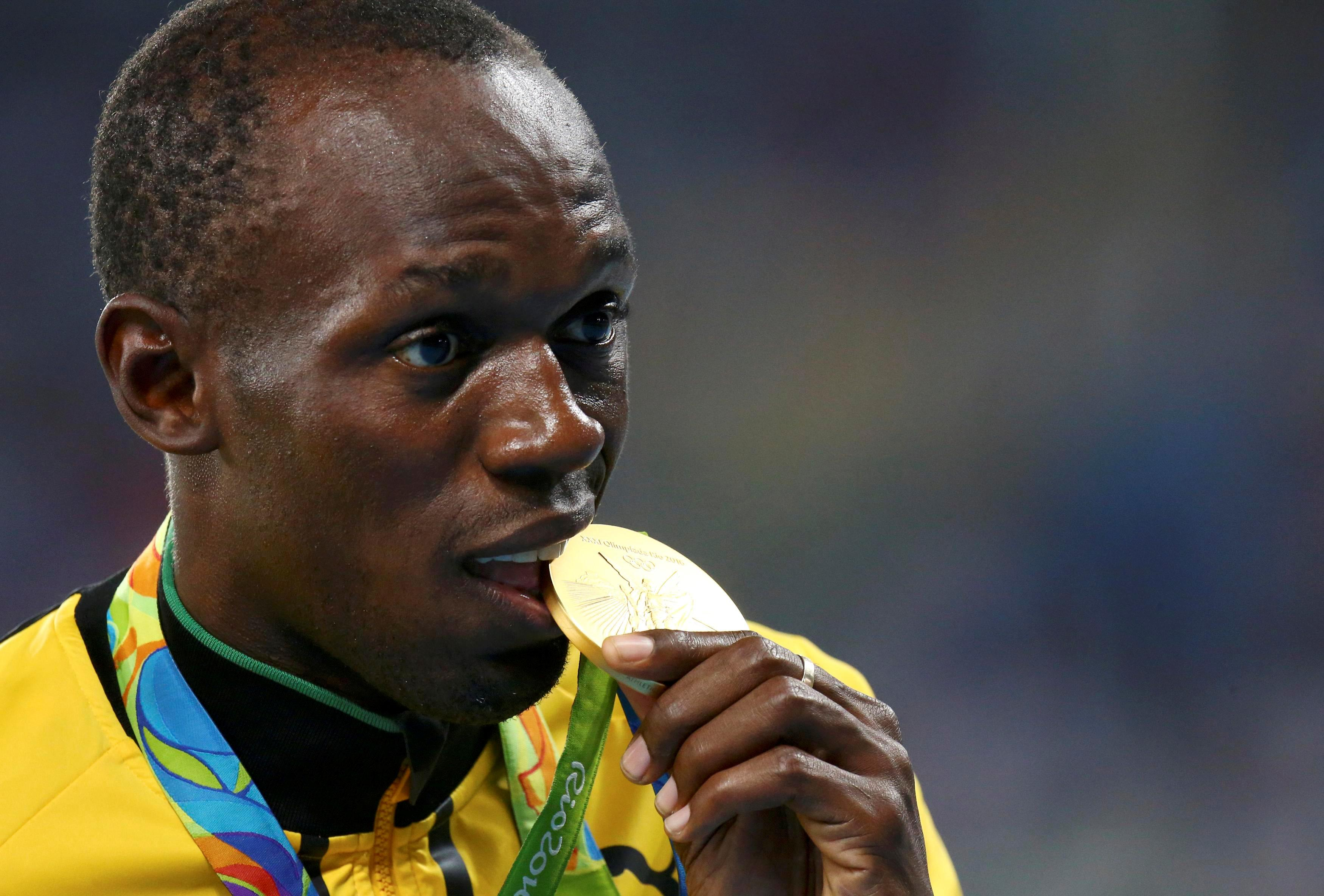 Jamaica's 'spoilt' male sprinters need to work harder - Bolt