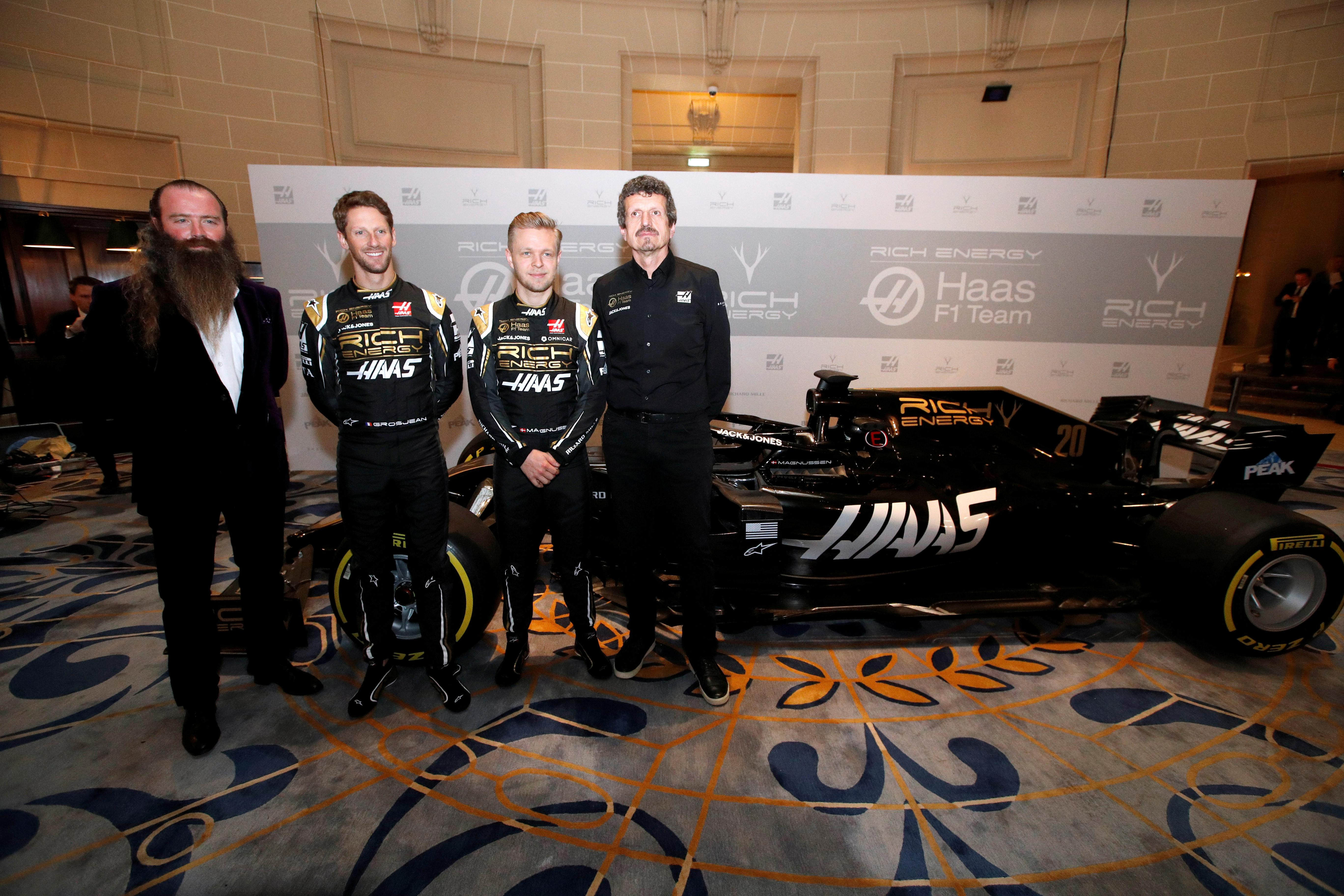 Haas F1 title sponsor Rich Energy terminates contract