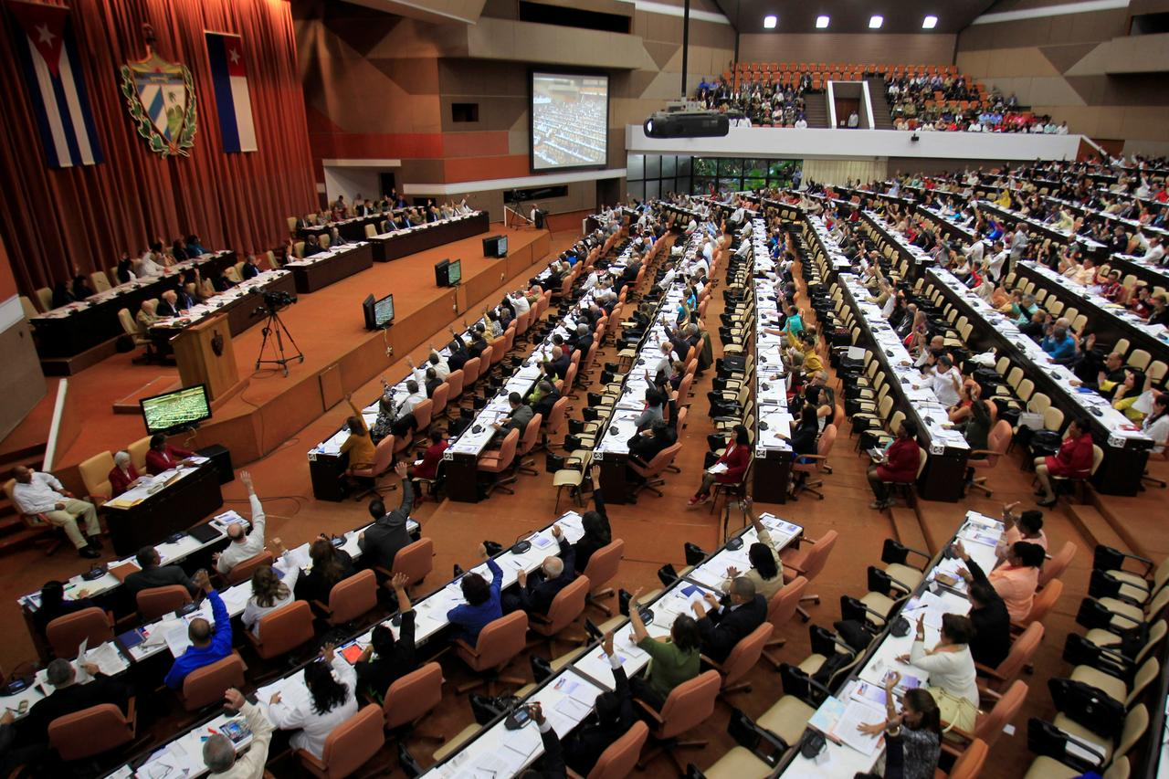 Cuba passes law to improve governance that keeps one-party