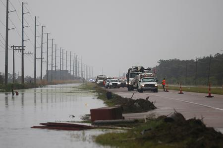 Remnants of storm Barry dump more rain in the U.S. southeast