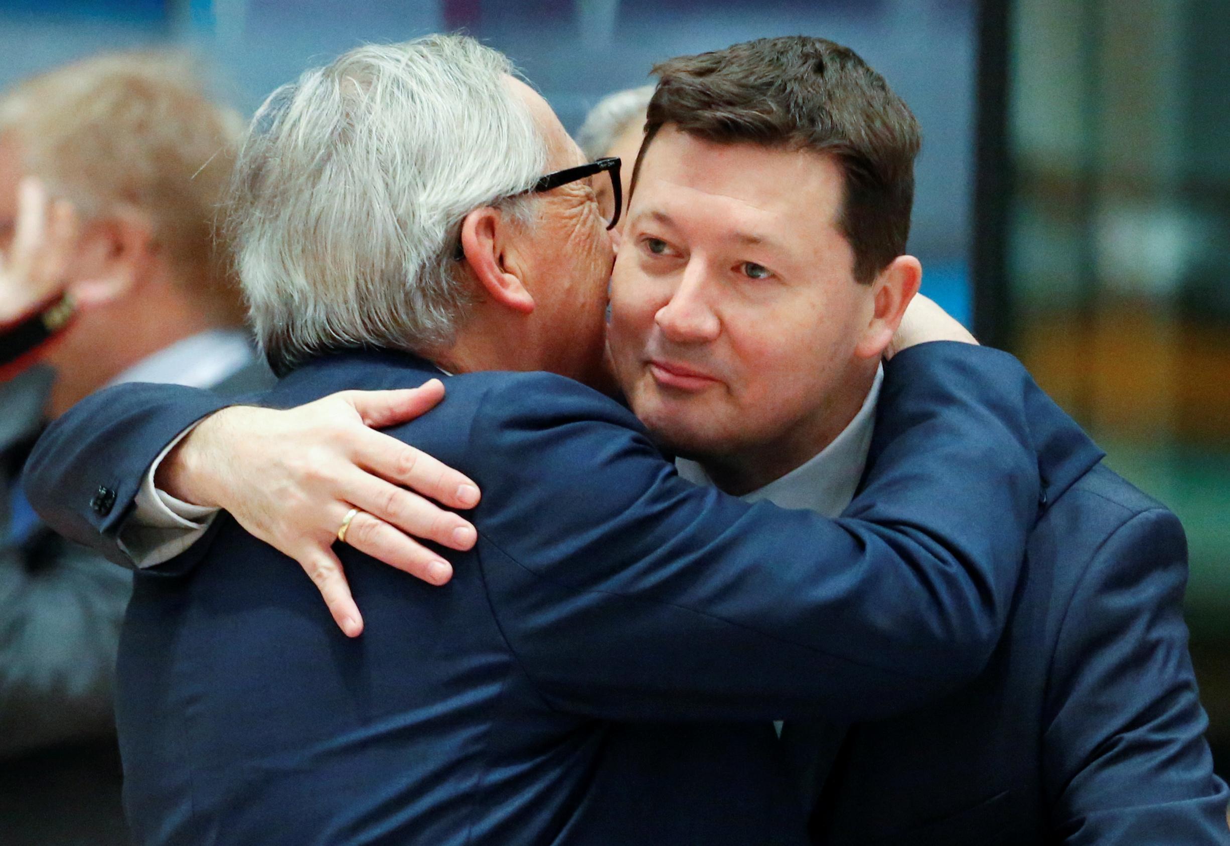 Top EU civil servant Selmayr to quit post