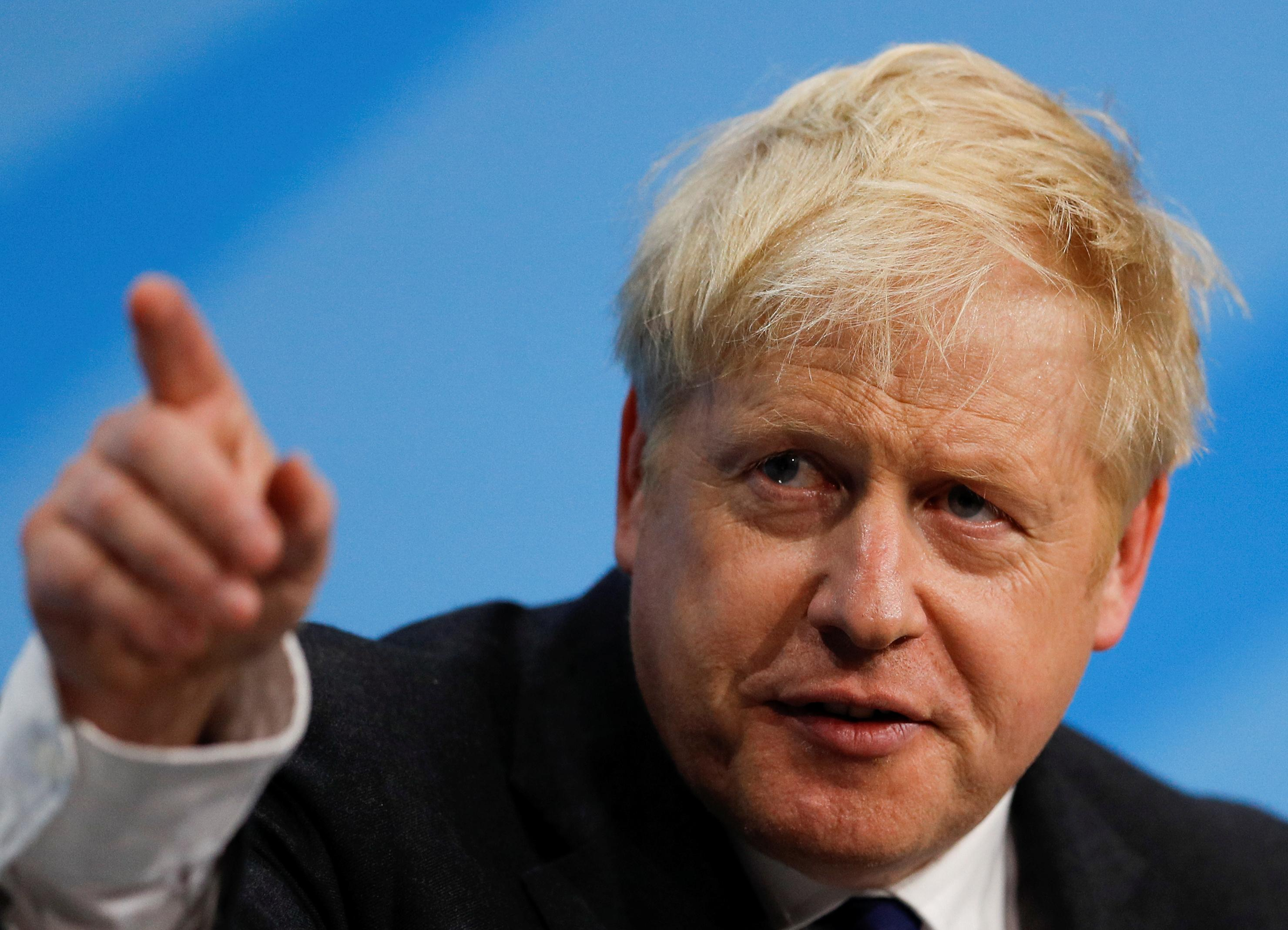 Johnson declines to comment on plan to send lawmakers away to go for no-deal Brexit