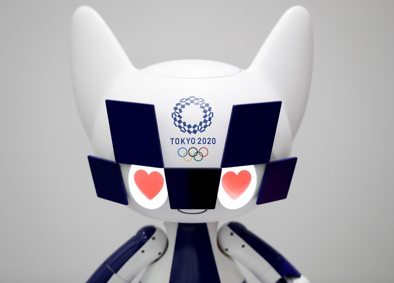 Image result for tokyo 2020 toyota robots