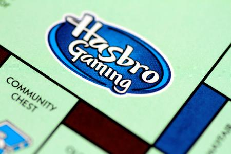 Toymaker Hasbro profit draws power from 'Avengers', 'Magic' card game