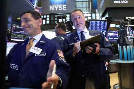 Wall Street opens higher on strong Coca-Cola, United Tech earnings