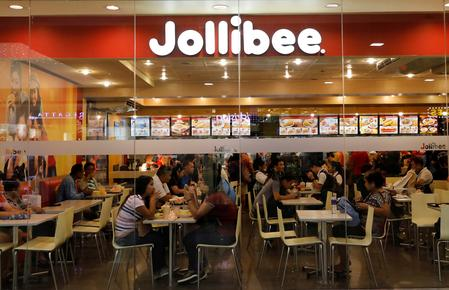 Philippines' Jollibee buying U.S. firm Coffee Bean for $100 million