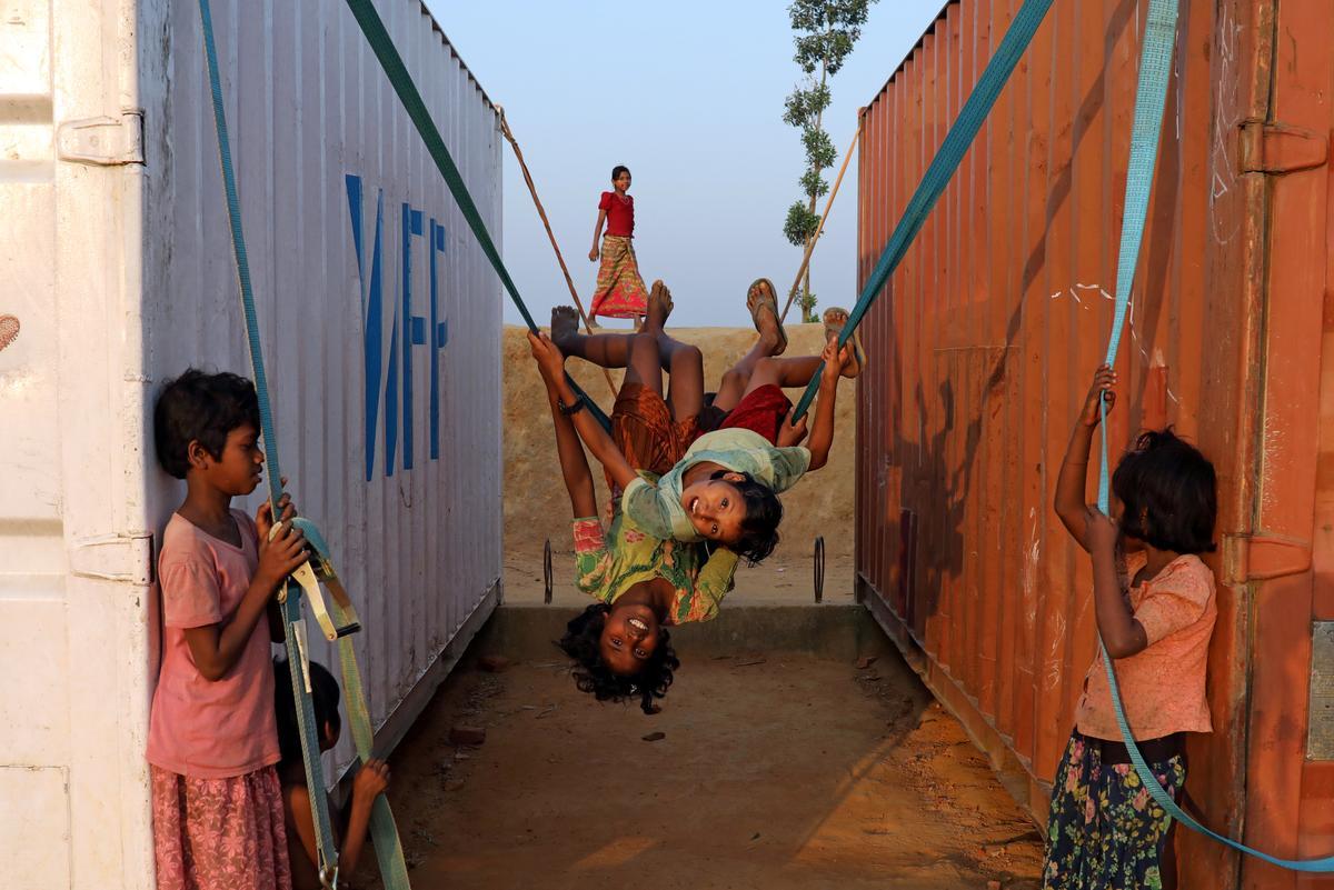 Satellite images show Myanmar's 'minimal preparations' for Rohingya return: think-tank
