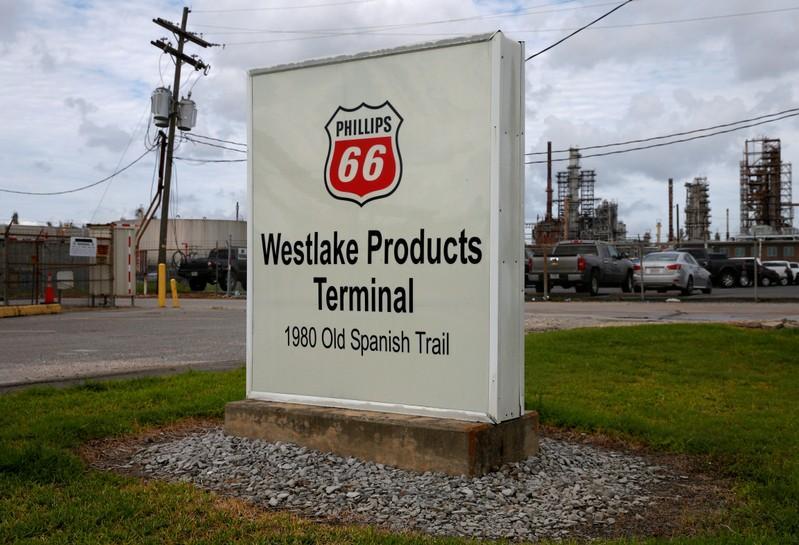 Phillips 66 quarterly profit beats on higher crude shipments