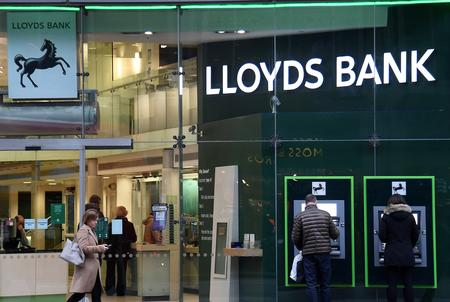Lloyds Bank plays down Brexit fears as mis-selling charge hits profits again