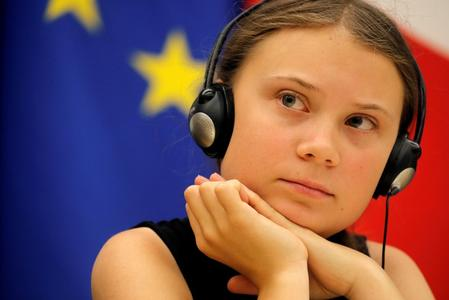 Climate activist Thunberg faces challenging boat trip from UK to New York, skipper says