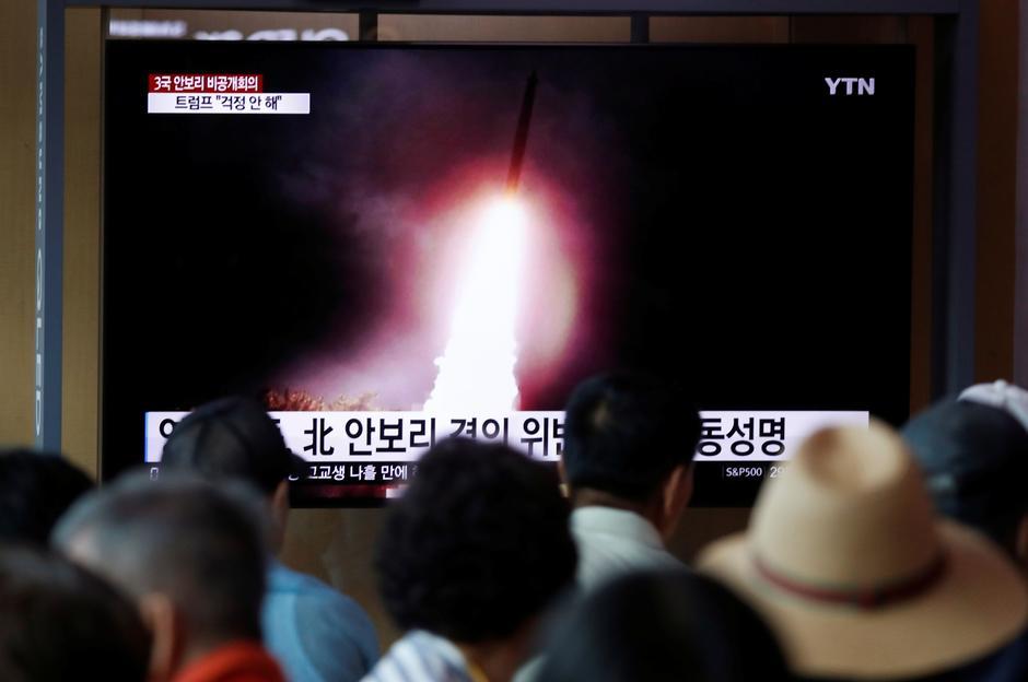 Trump plays down new apparent North Korea test, still open
