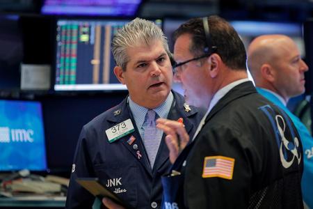 S&P 500, Nasdaq close out worst week since December on trade worries