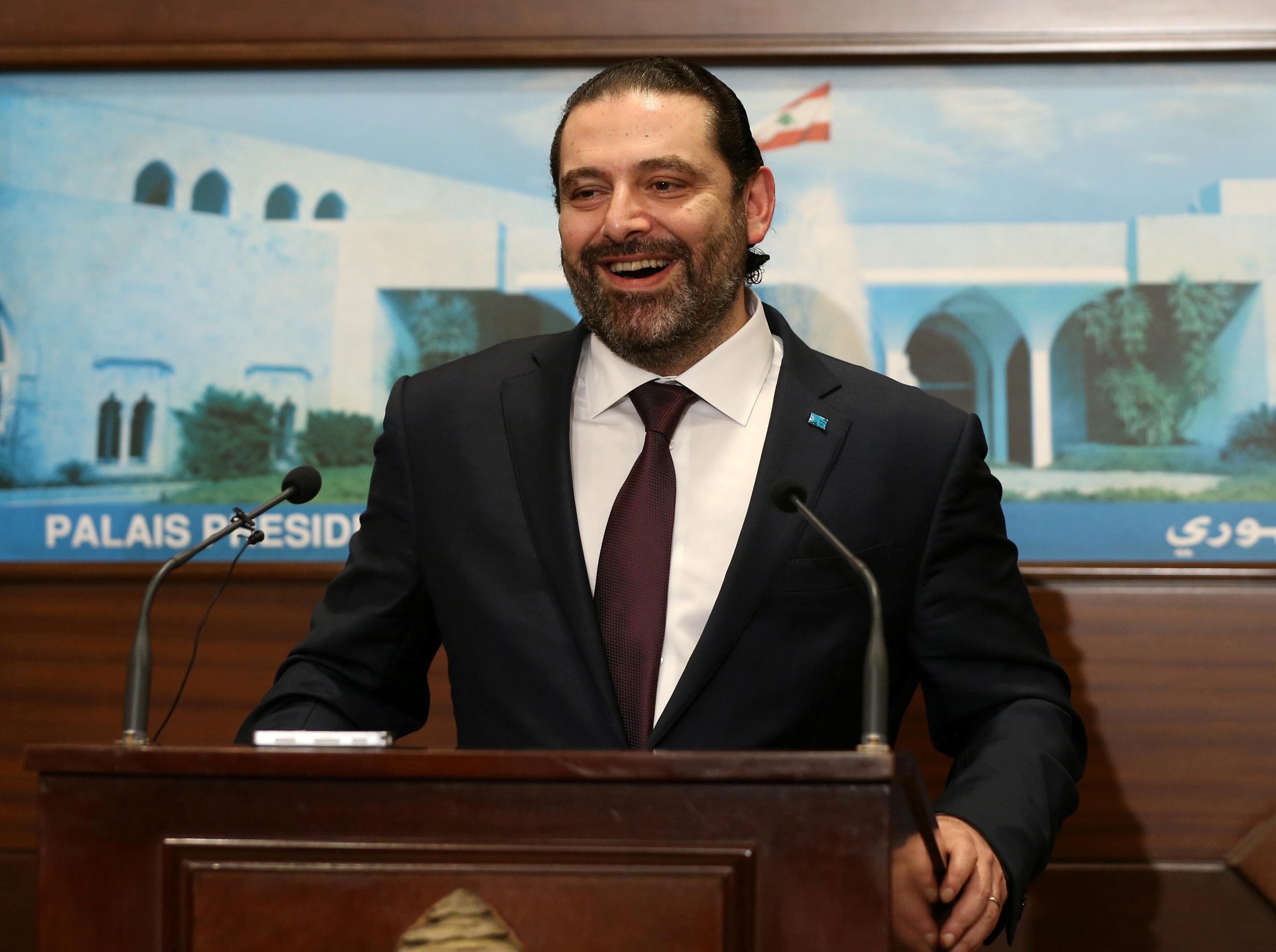 Lebanon's PM says cabinet to meet Saturday after reconciliation