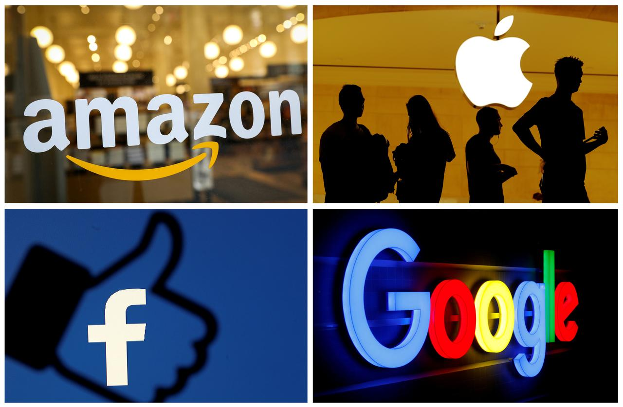 Image result for Google, Facebook, Amazon to testify in U.S. against French digital tax