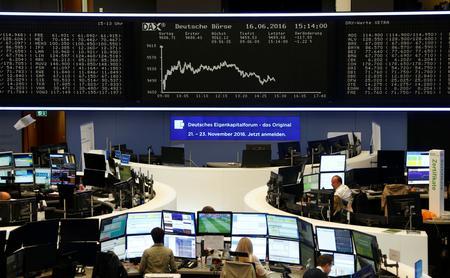 Stocks wilt as bond markets flash recession warnings