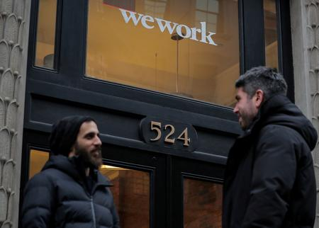 WeWork lifts veil on finances with IPO filing