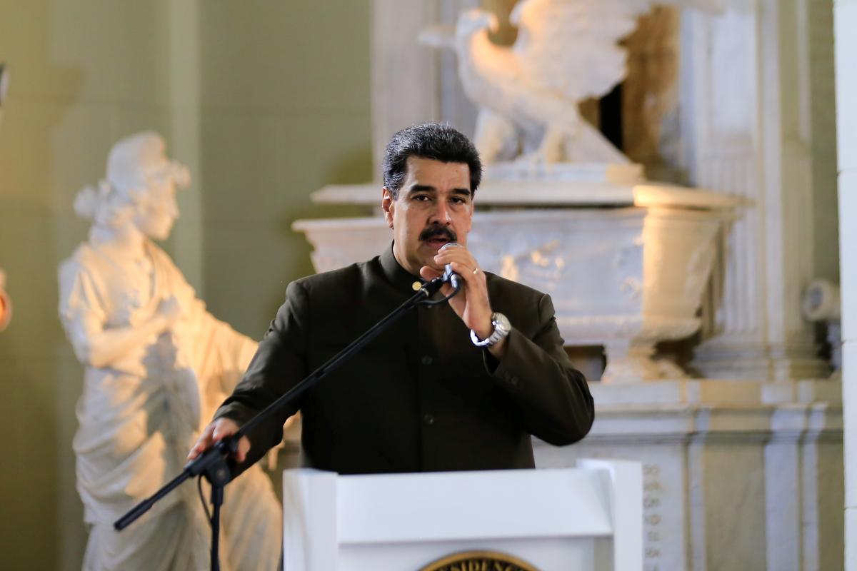 Venezuela's Maduro accuses former Colombian president Uribe of...