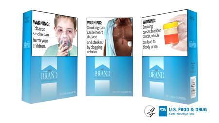 FDA proposes graphic warnings on cigarette packs, advertisements