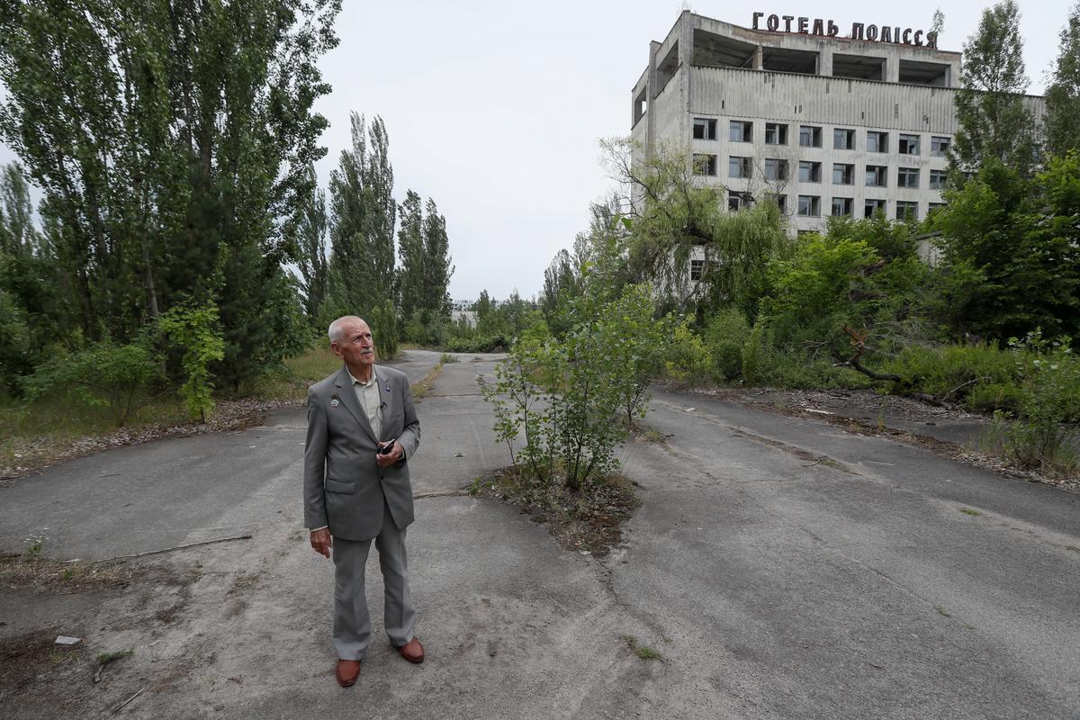 'Niemand is nie bang nie': Tsjernobil-vlieënier onthou sy vrees 33 jaar gelede
