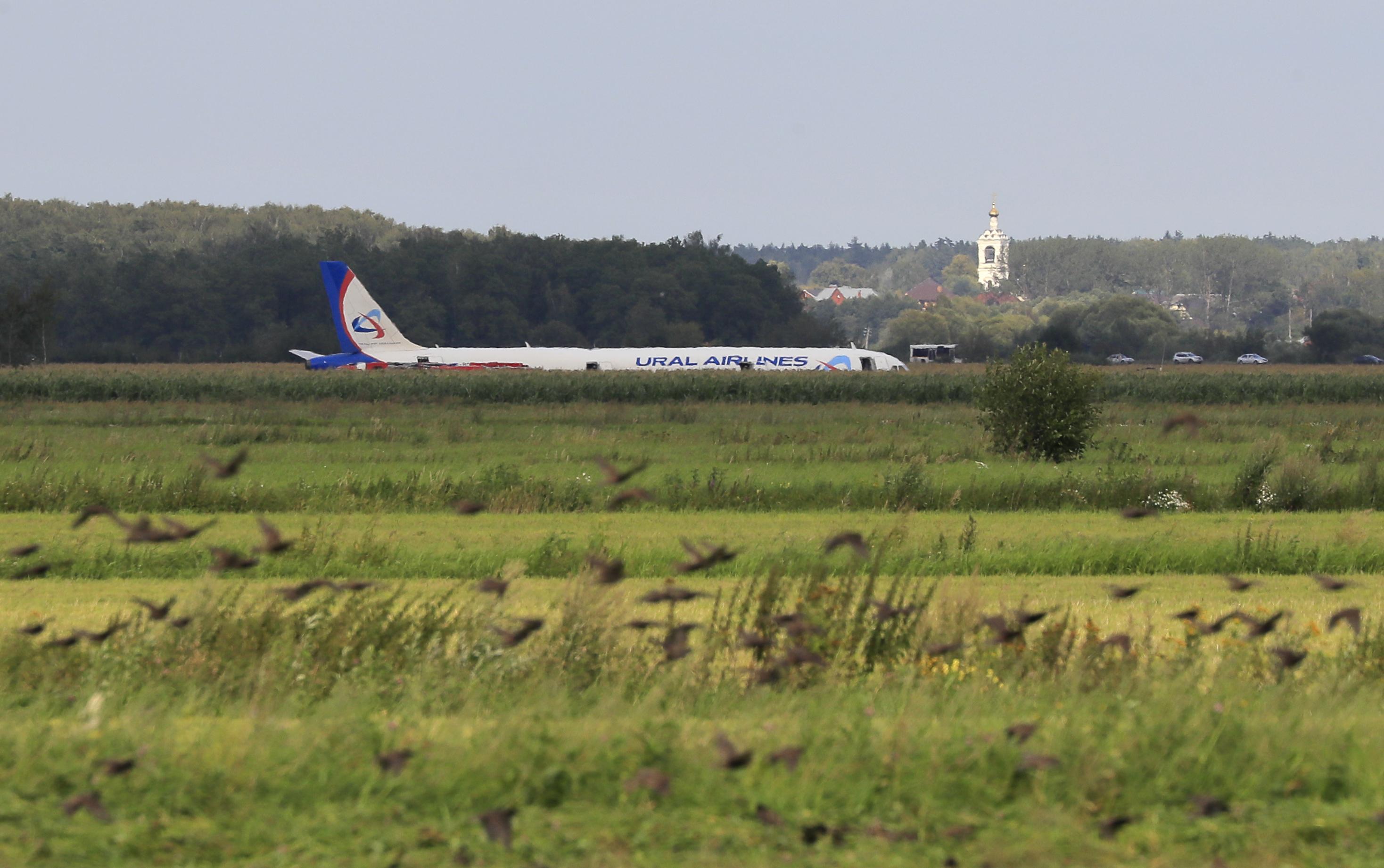 Kremlin hands top state honours to pilots after crash-landing