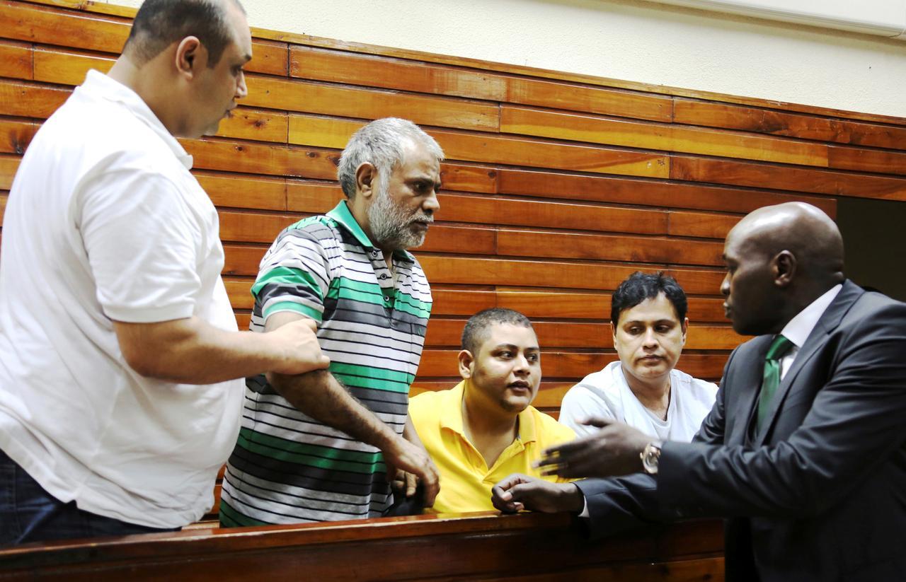 Leader of Kenyan drug organization sentenced to 25 years in