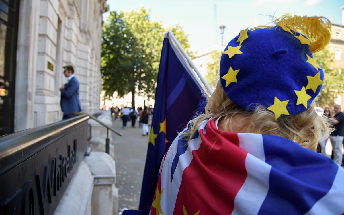 EU-uitvoerende beampte sê Brexit is die enigste manier om die harde grens in Ierland te vermy
