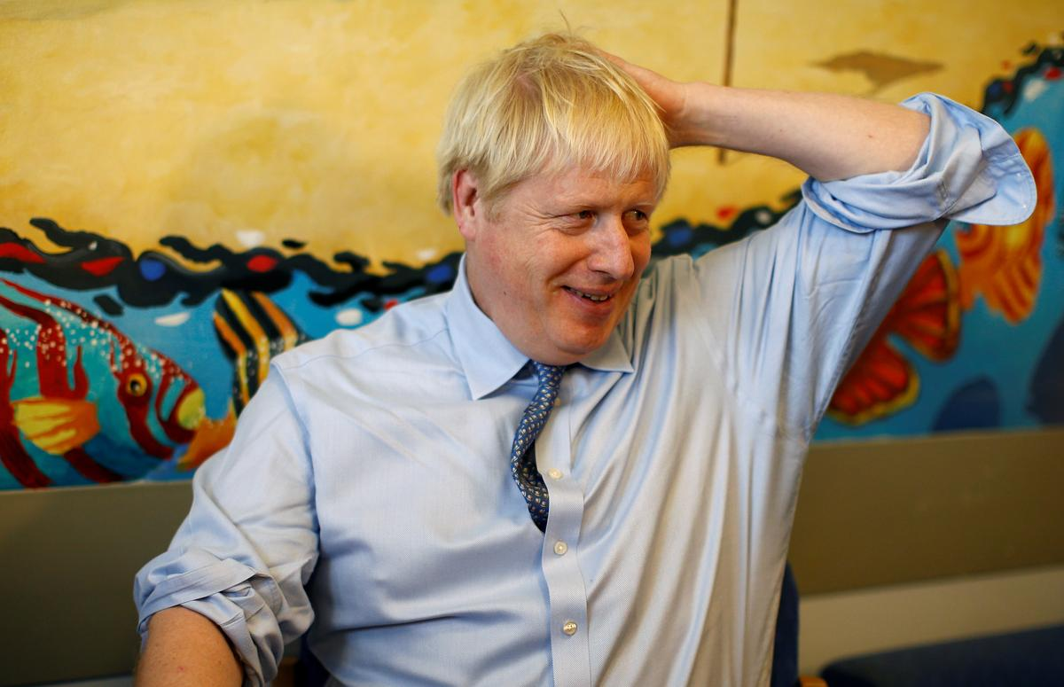 Die Britse premier van die VSA, Johnson, wil die Brexit-ooreenkoms verander ná die weerlegging van die EU