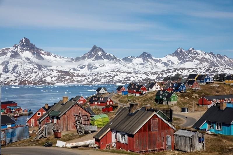 Breakingviews - Greenland is not for sale, but the UK might be