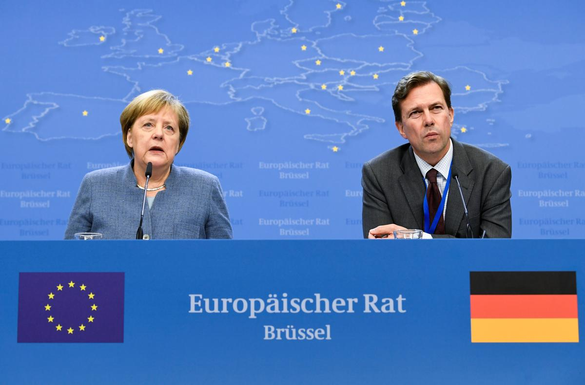 Germany readies for possible realities, such as disorderly Brexit