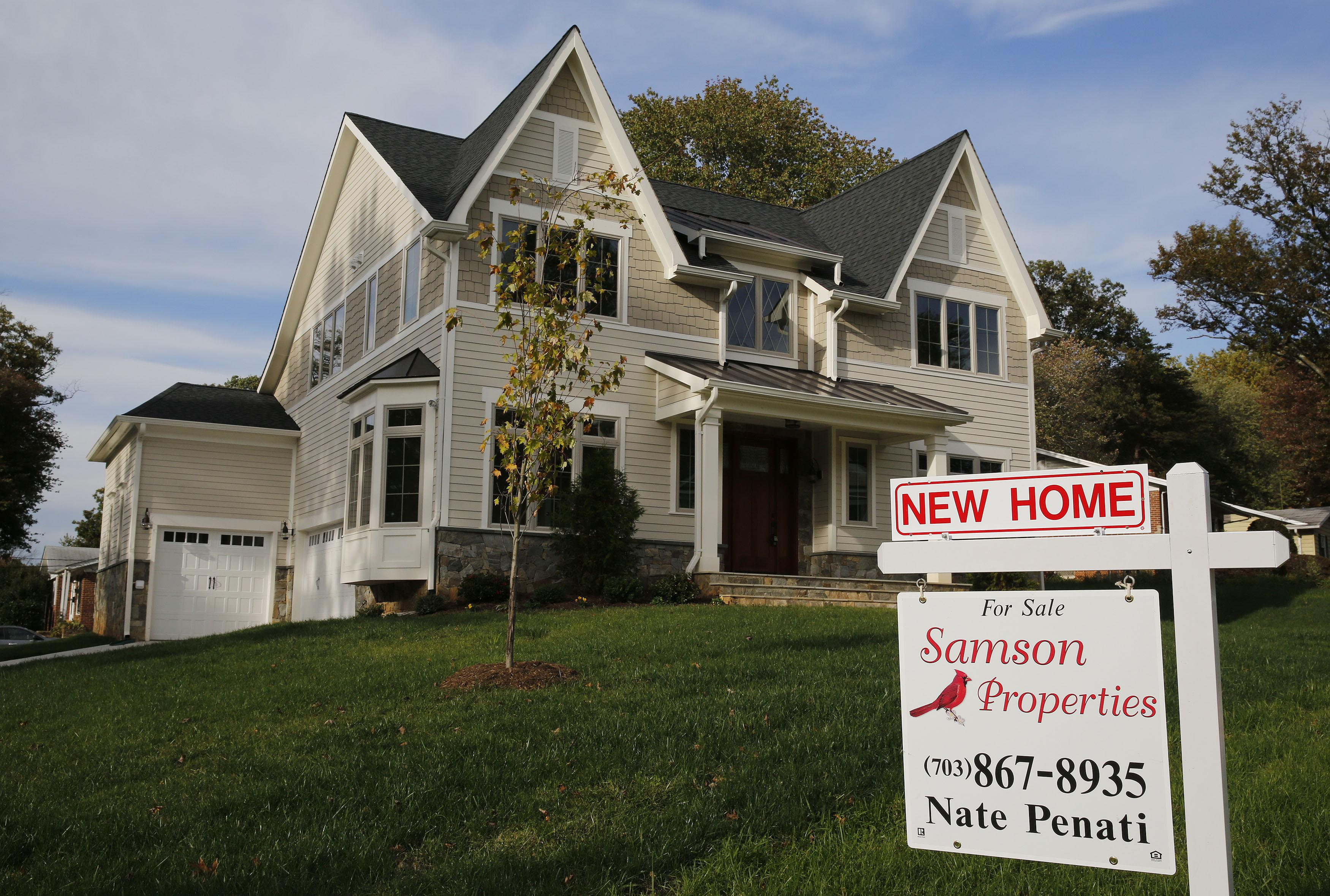 First-time U.S. home buyers face supply struggle as rates fall