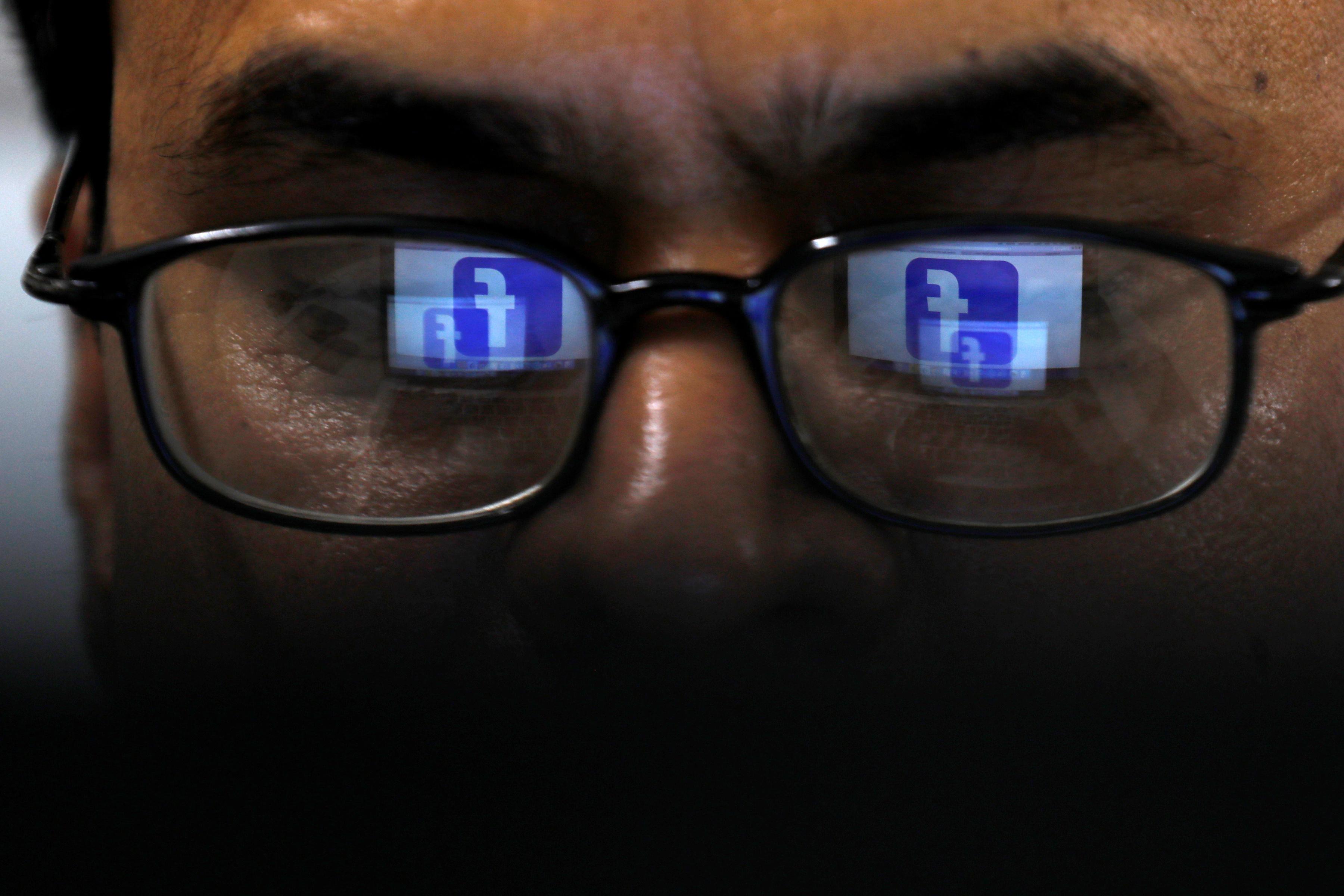 Facebook shuts dozens of Myanmar social media accounts over 'inauthentic behavior'