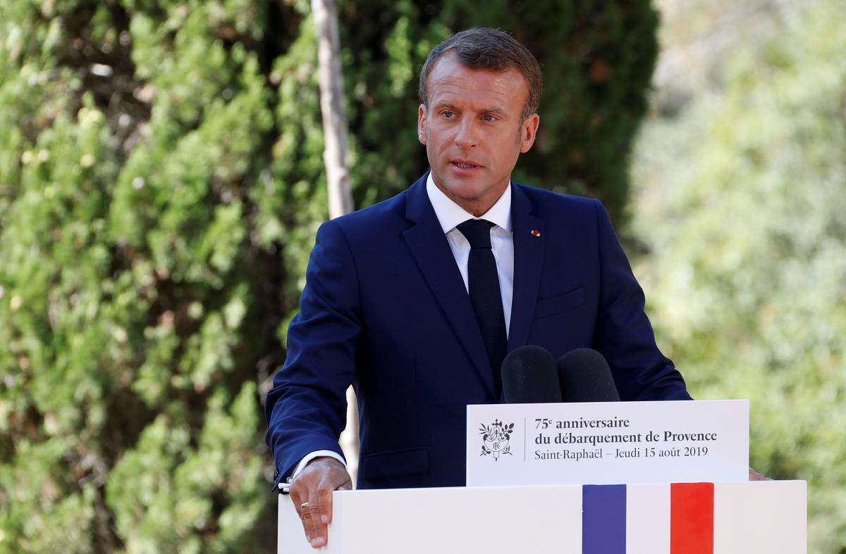 Explainer: Macron se soeke na 'n internasionale belasting op digitale dienste