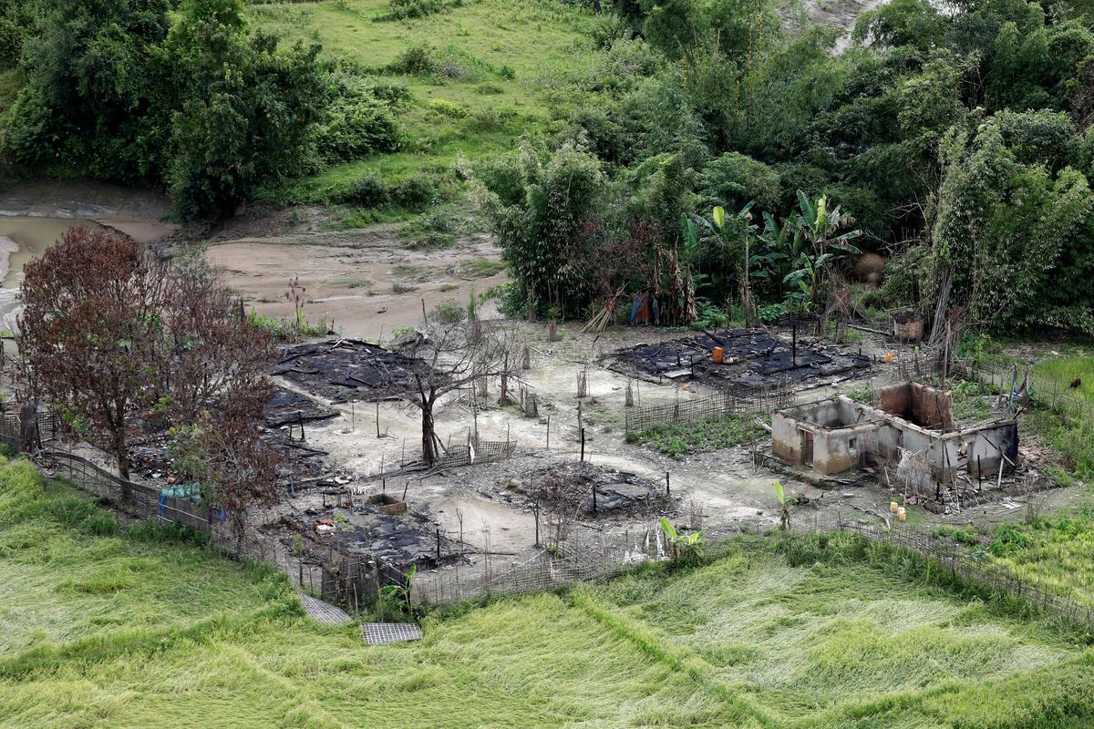 Myanmar troops' sexual violence against Rohingya shows 'genocidal intent': U.N. report
