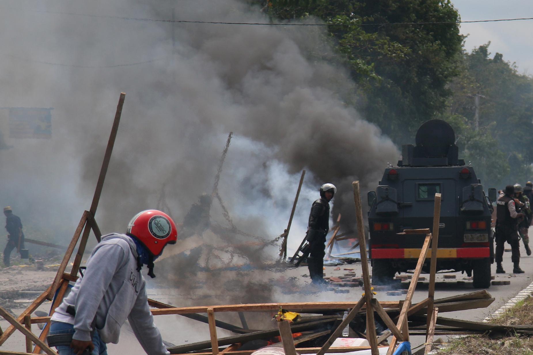 Indonesian police kill separatist in Papua