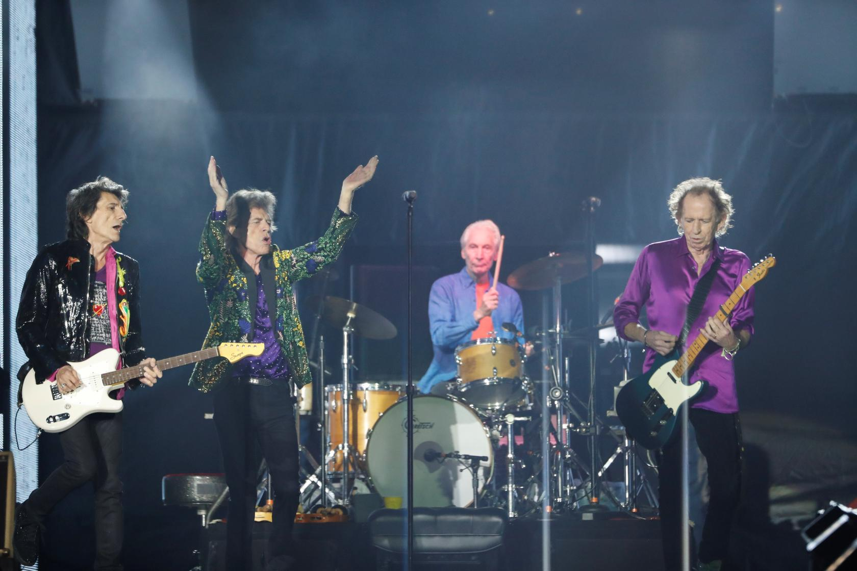 Image result for Rockin 'n' rollin on Mars: Rolling Stones have space rock named after them