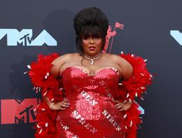 Red carpet at the MTV VMAs