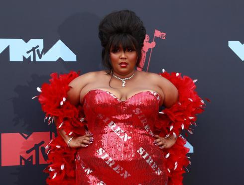 Red carpet at the MTV VMAs