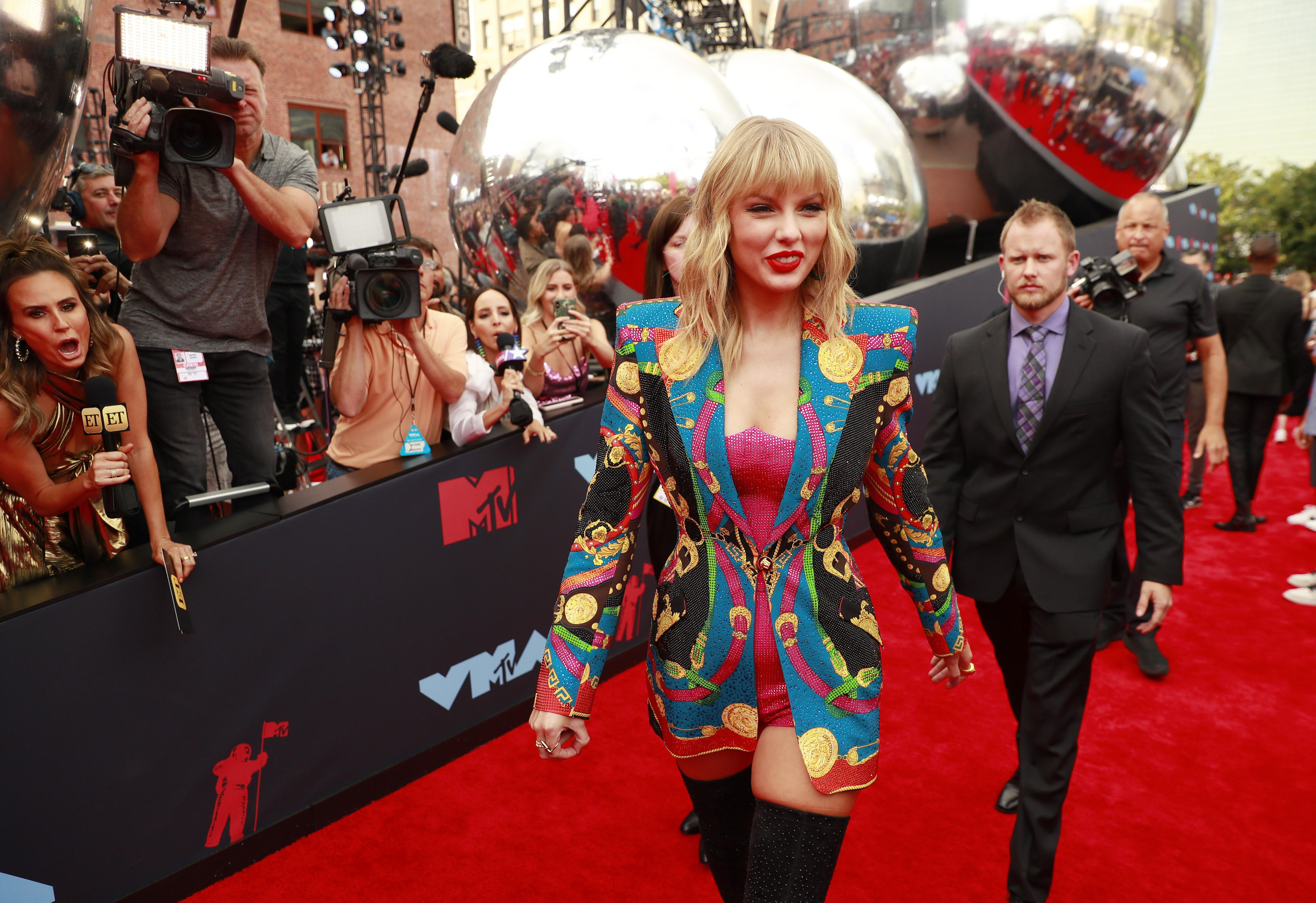 Swift, Cardi B and Missy Elliott bring girl power to Video