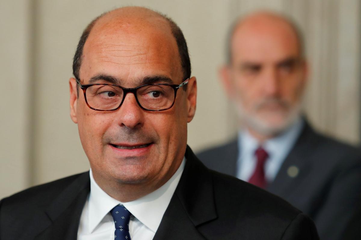 Italië se PD-hoof het Conte aanvaar as premier in gesprekke met 5-ster