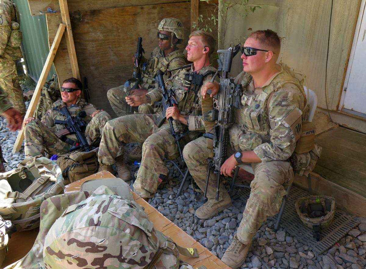 Taliban sê byna ooreenkoms oor die onttrekking van die VSA uit Afghanistan