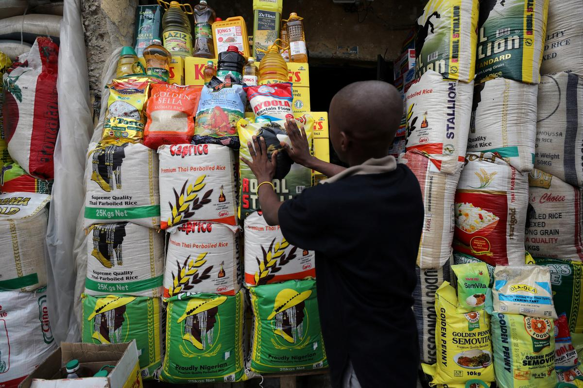 Nigerië sluit 'n deel van die grens met Benin om ryssmokkelary na te gaan