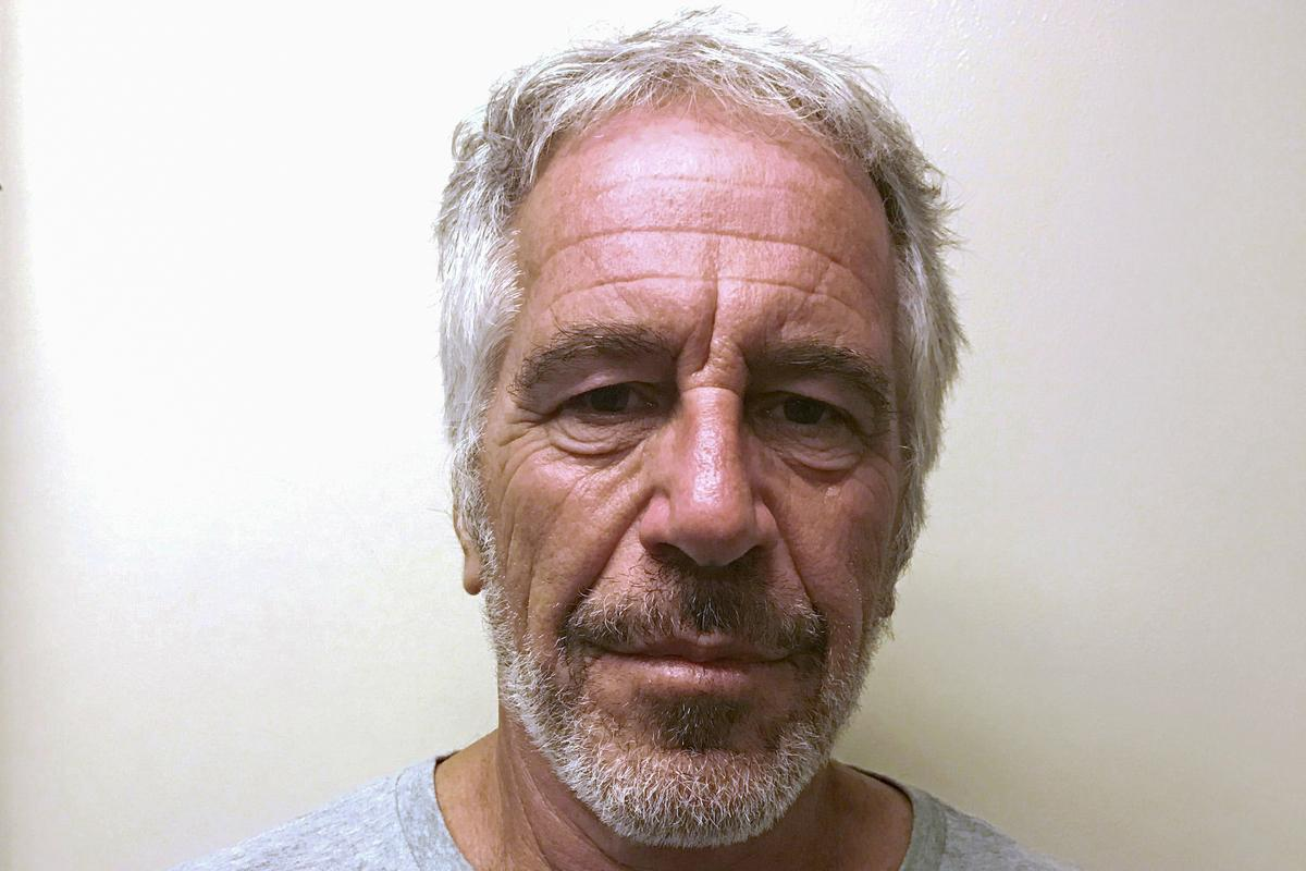 FBI studies two broken cameras outside cell where Epstein died: source