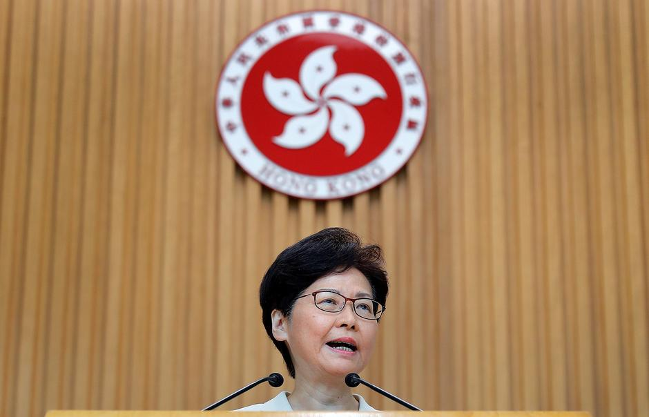 Image result for Special Report: Hong Kong leader says she would 'quit' if she could, fears her ability to resolve crisis now 'very limited'