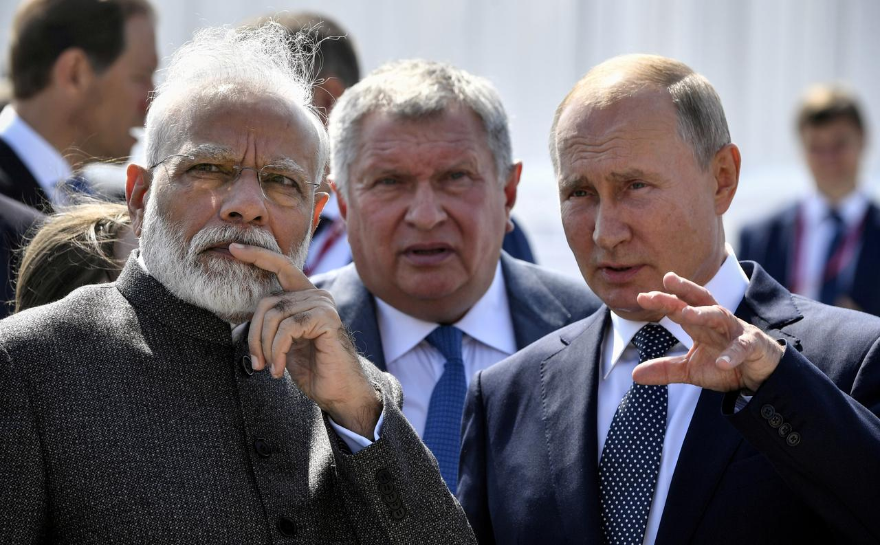 India and Russia target $30 billion in trade by 2025