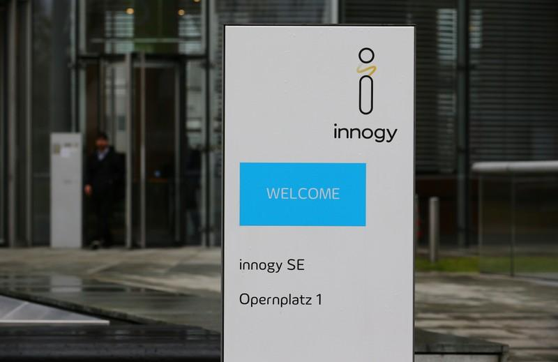 E.ON to squeeze out remaining shareholders in takeover target Innogy