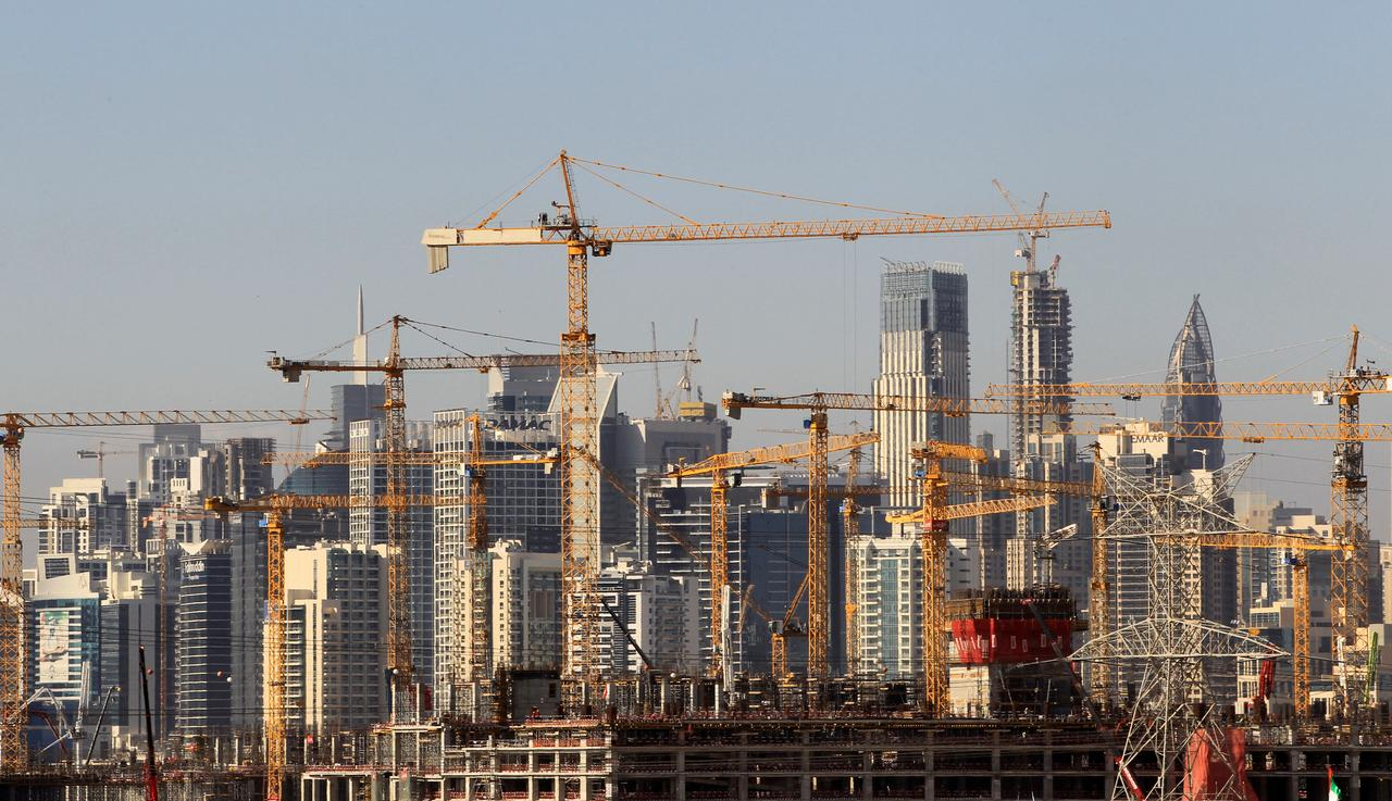 Dubai house prices to fall sharply: Reuters poll - Reuters