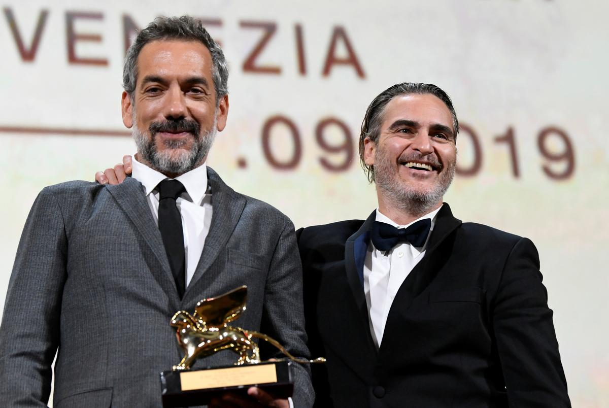 'Joker' wins Golden Lion at Venice, Polanski drama is runner-up