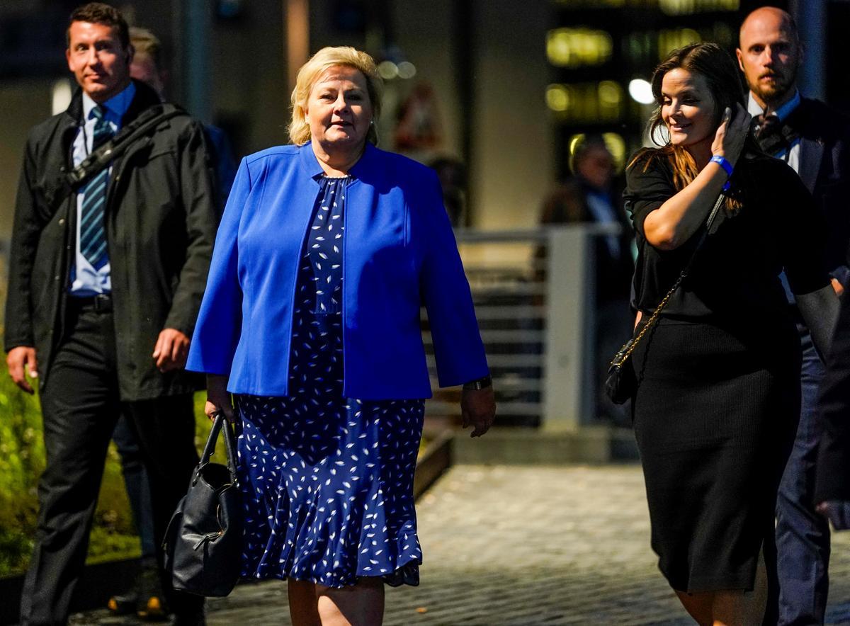 Populistiese oplewing spel probleme vir die regering van Noorweë voor